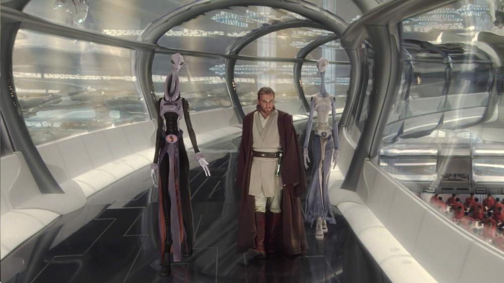 Create Meme Star Wars Kaminoans Obi Wan On Kamino Star Wars The