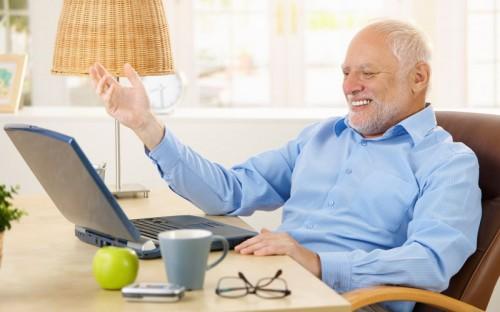 Create Meme Rrr Rrr Old Man Laptop Pictures Meme