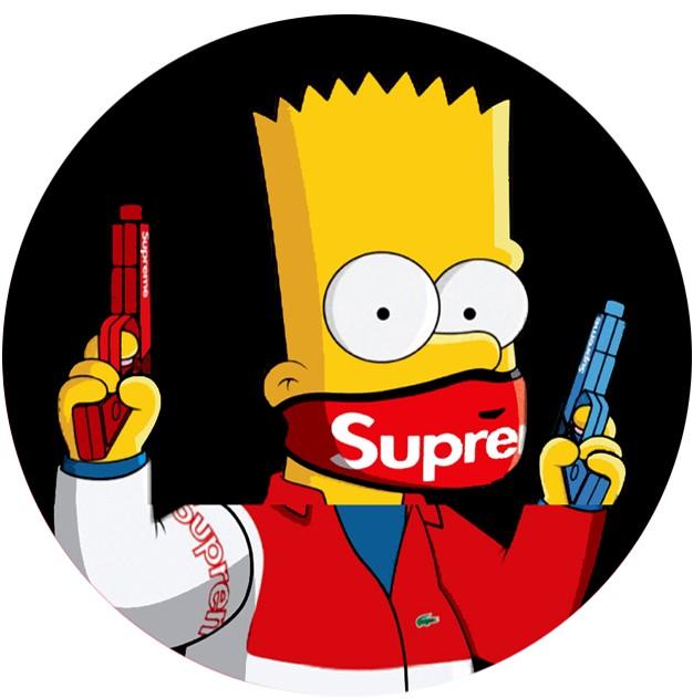 Add Letters Bart Simpson Chalkboard Generator