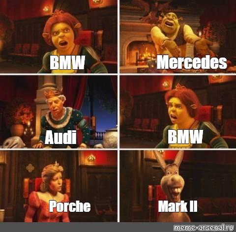 Bmw Vs Mercedes Vs Audi Meme Ardusat Org