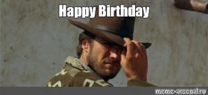 Create Meme Cowboy Cowboy A Fistful Of Dollars Clint Eastwood Pictures Meme Arsenal Com