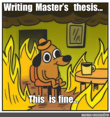 Master Thesis, What Am I Doing? – The KTH International Student Blog