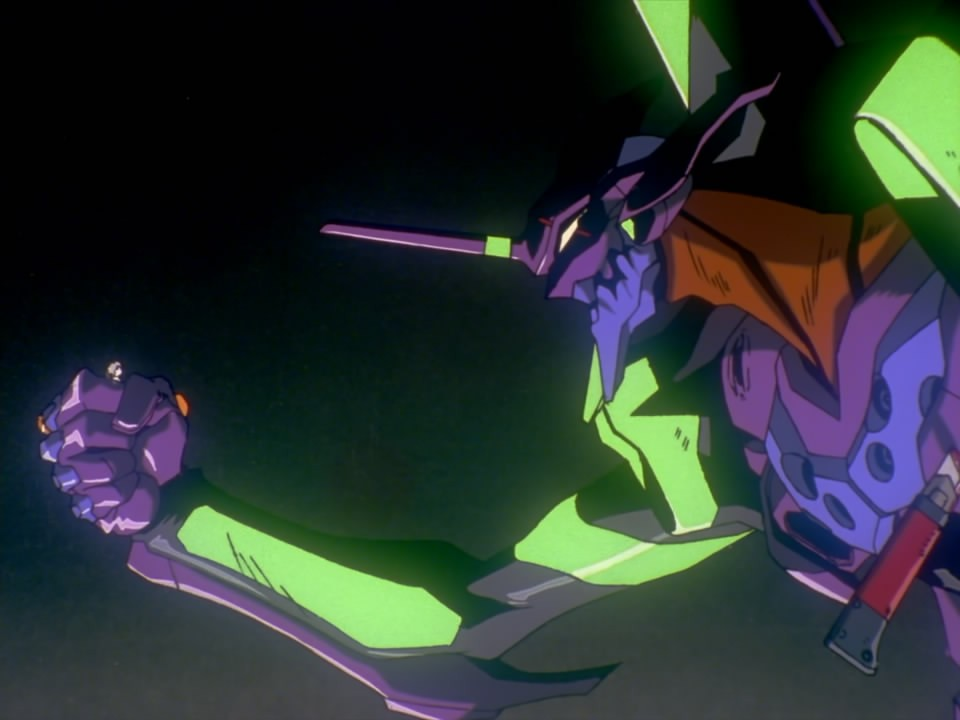 What Is This A Crossover Episode Neon Genesis Evangelion Know
