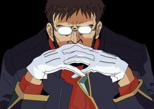 Shinji Ikari Listening To Vaporwave For 1 Minute Like O About