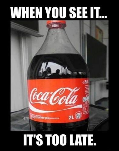 Oca Zer Coca Cola Hat Quiet Kid Who Wore A Trench Coat And Combat Boots To School Today Coca Cola Meme On Me Me