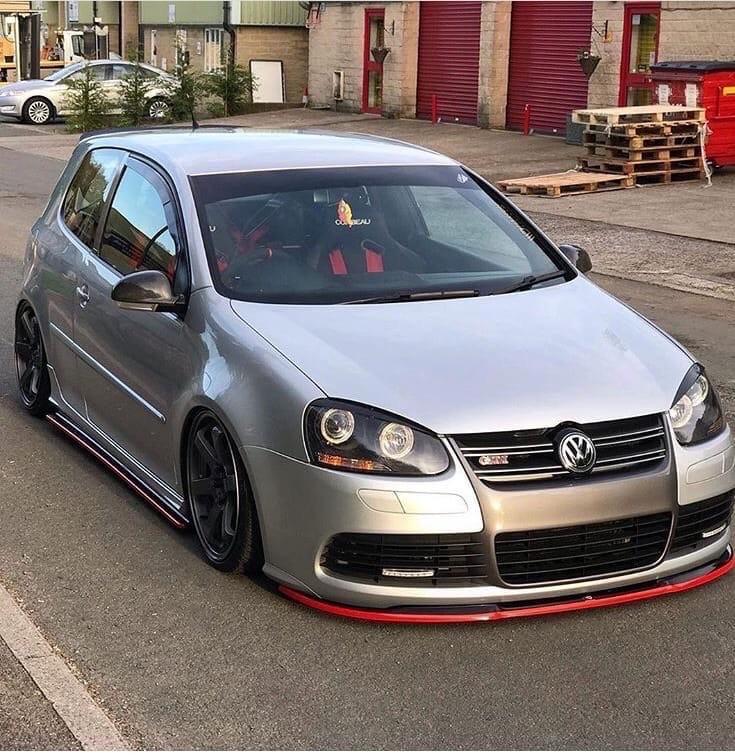 Create Meme Golf Mk5 Grey Golf Gti Custom Vw Golf R Mk5 Stanced