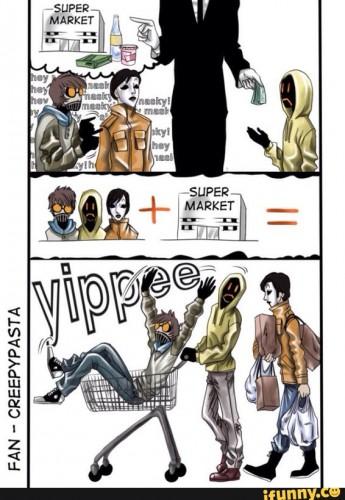 Creepypasta Memes Jane The Killer Wattpad