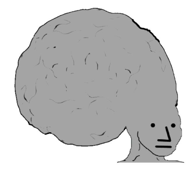 It S Big Brain Time Reddit Meme On Me Me