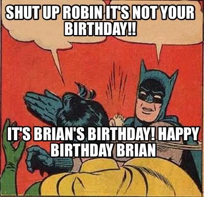 Did You See The Batman Slapping Robin Meme Deadpools Meme Now