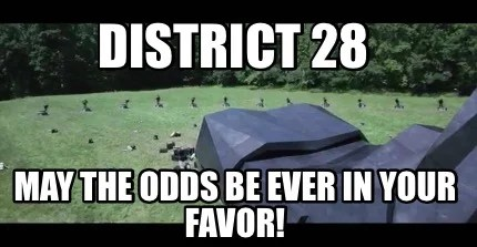 Train For The Hunger Games Their Whole Lives Lose To District 12