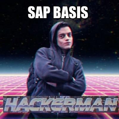 Meme Creator Funny Sap Basis Meme Generator At Memecreator Org