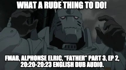 You Can T Have Bad Audio If You Record Everything At 120fps You Can T Guy Thing Meme Generator