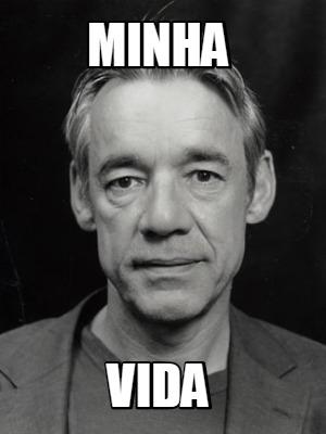 Meme Creator Funny Minha Vida Meme Generator At Memecreator Org
