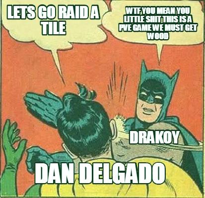 Batman Slapping Robin With Superheroes Lined Up Meme Generator