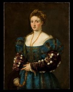 Tiziano-Vecellio-La-Bella-1536-ca-Palazzo-Pitti-Firenze
