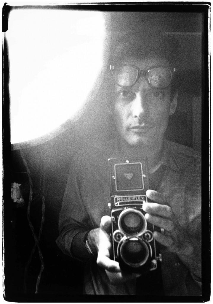 Richard Avedon - autoritratto