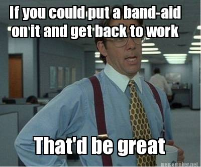 Image result for bandaid  funny