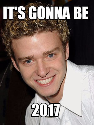 Image result for 2017 meme