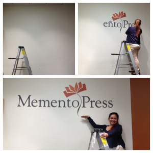 Memento Open in New Location, Still in Crocker Galleria, Bigger better space