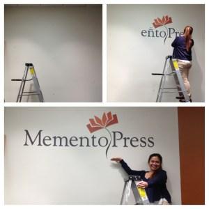 Memento Open in New Location, Still in Crocker Galleria, Bigger better space