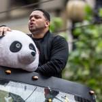 Pablo Sandoval The Panda