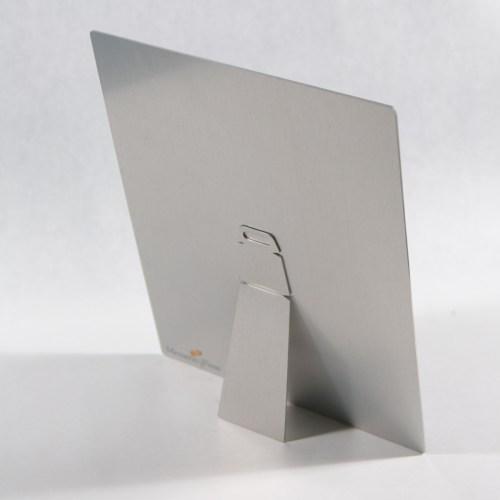 Easel back option for gift sized metal prints