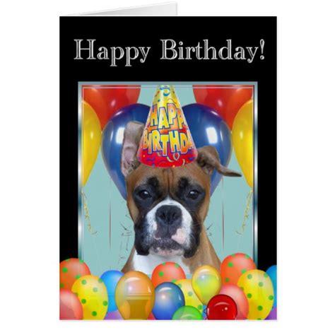 Boxer Dog Birthday Meme