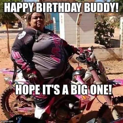 Happy Birthday Motorcycle Memes