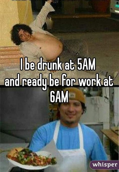 Drunk At Work Memes