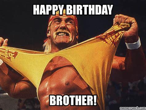 Hulk Hogan Happy Birthday Memes