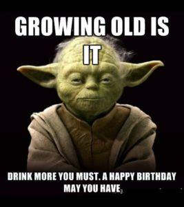 Star Wars Happy Birthday Memes