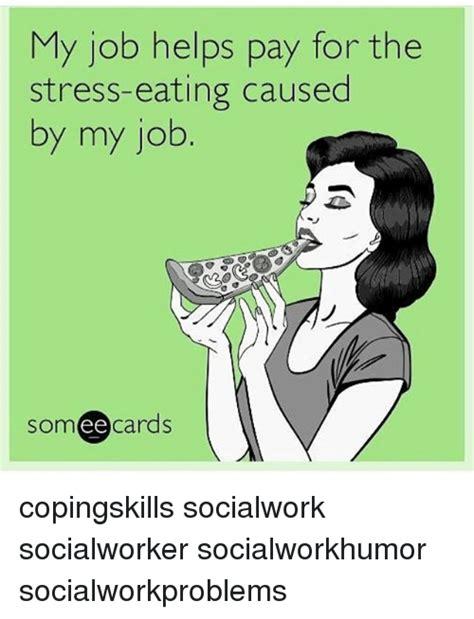 Stress Eating Memes