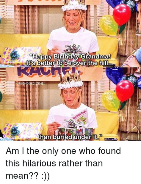 Happy Birthday Grandma Memes
