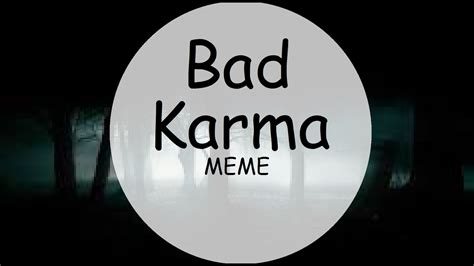 Circusp Karma Kagamine Rin English Karma Meme Song Youtube