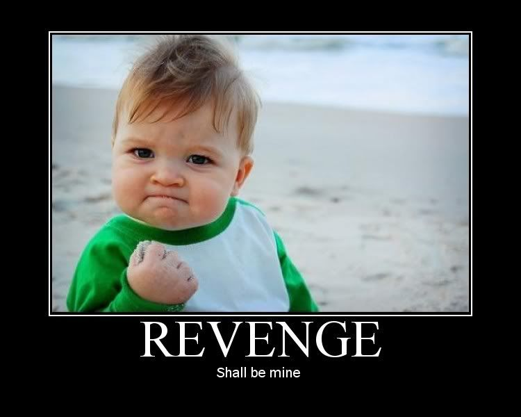 If Revenge Is A Dish Best Served Cold And Revenge Is Sweet Is