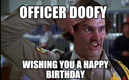 Happy Birthday Cop Memes