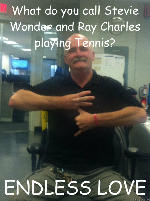 Ray Charles Birthday Memes