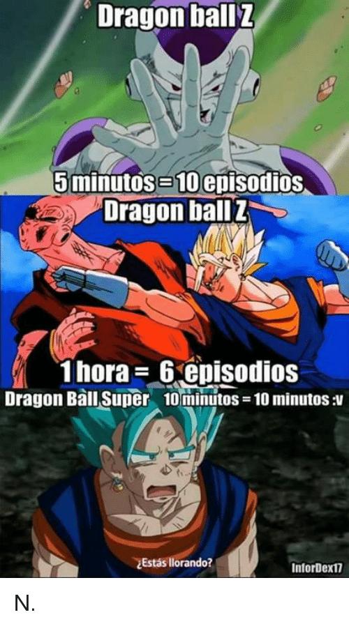 Dragon Ball Super Memes
