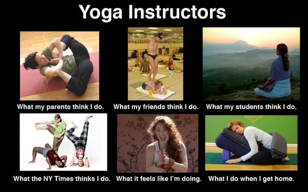 Funny Yoga Memes