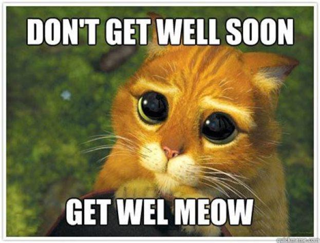 Get well soon Memes