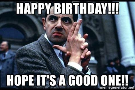 Mr Bean Birthday Memes