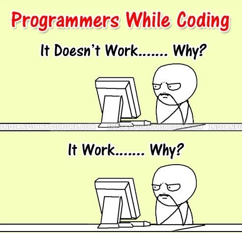 Coders Are Artists Programming Humor Coding Humor Comics