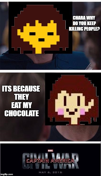 Azzy Chara Undertale Know Your Meme