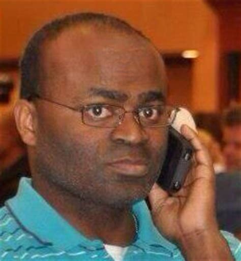 Black Guy On The Phone Know Your Meme