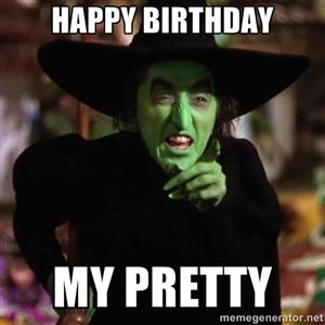 Pretty Birthday Memes
