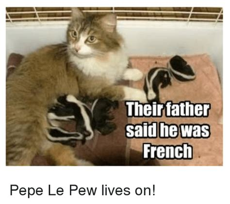 Pepe Le Pew Memes