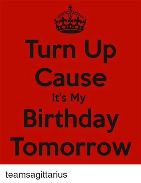 My Birthday Tomorrow Memes