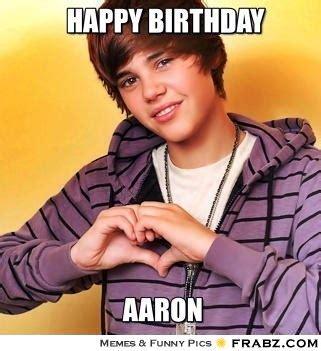 Happy Birthday Justin Memes