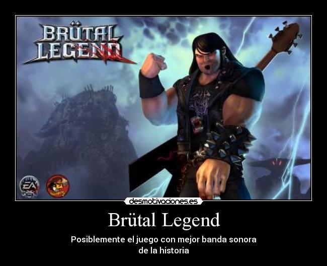 Brutal Legend 3 By Vonkoz On Deviantart