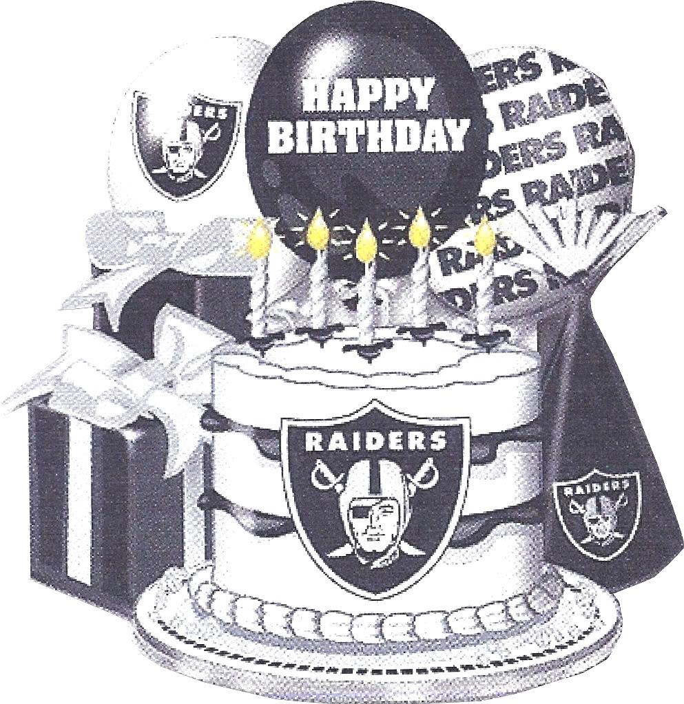 Raiders Birthday Memes